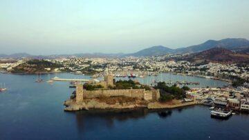 Місто Бодрум Туреччина