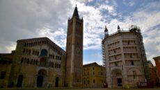 Місто Парма Італія