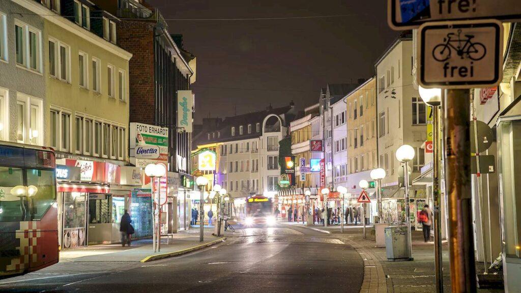 Вулиці Оснабрюка