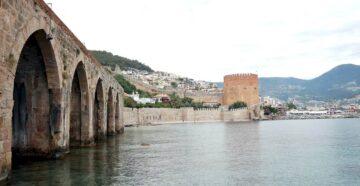 Місто Аланья Туреччина