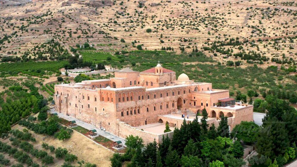 Монастир Дейрюльзафаран