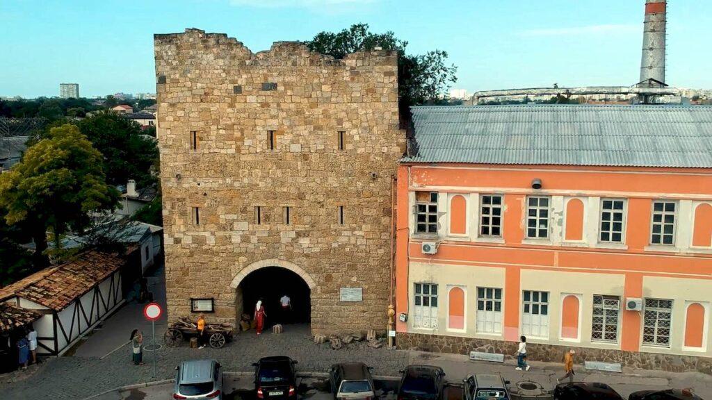 Гезлівські ворота