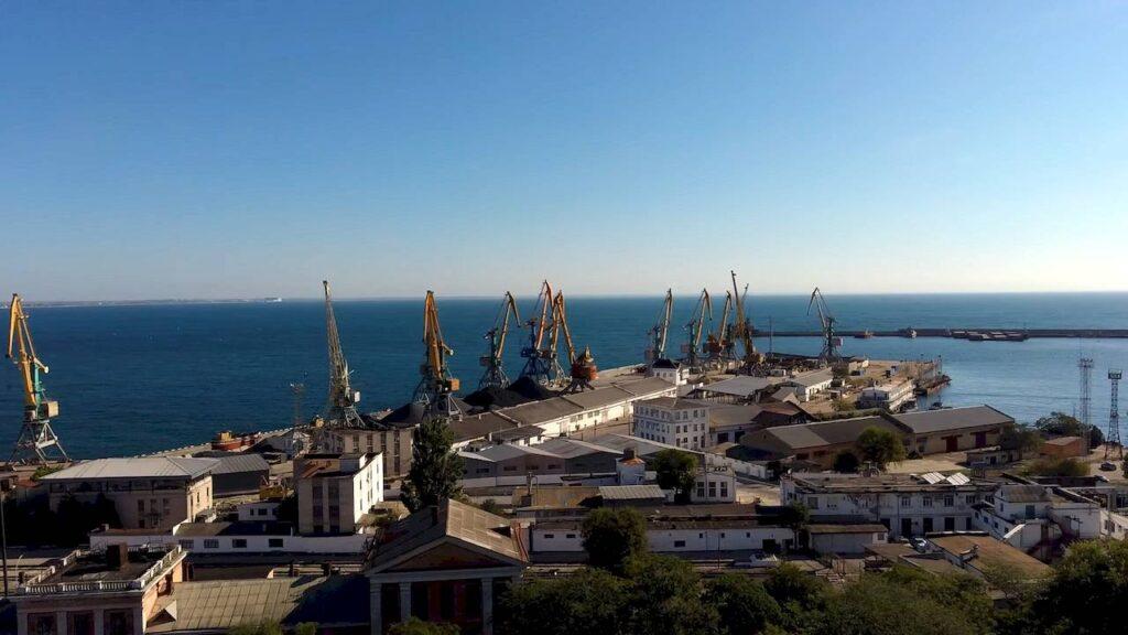 Порт Феодосії