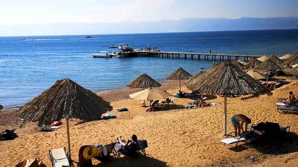 пляж Акаба