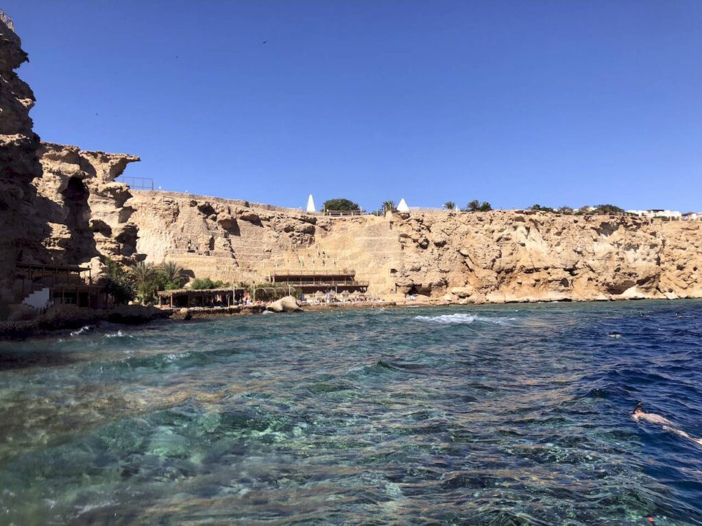 Пляж в Шарм-ель-Шейху