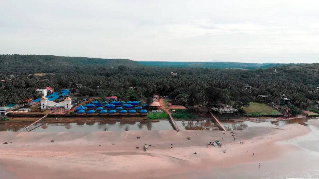 Пляжі Гоа