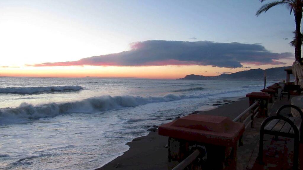 Пляж в Аланії
