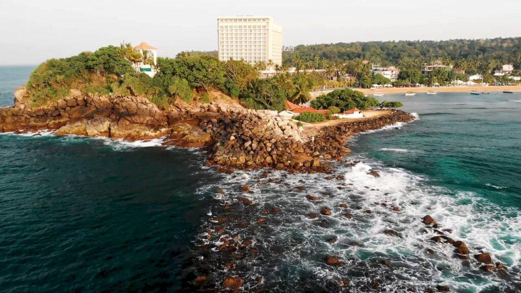 Пляж Унаватуна Шрі-Ланка