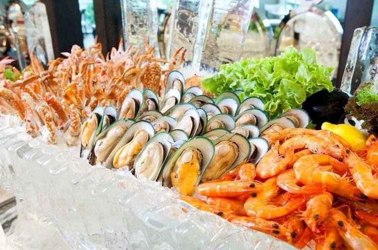 Іспанські морепродукти