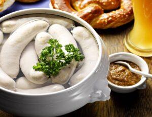 Білі ковбаски