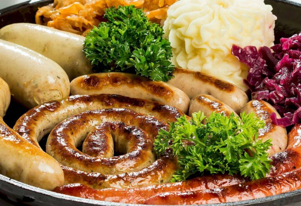 Німецькі ковбаски