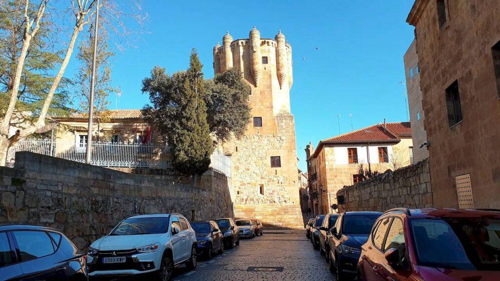 Старе місто Саламанки
