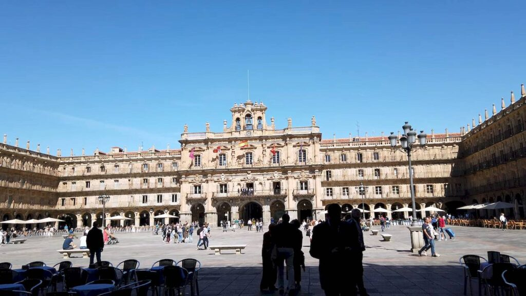Площа Mayor