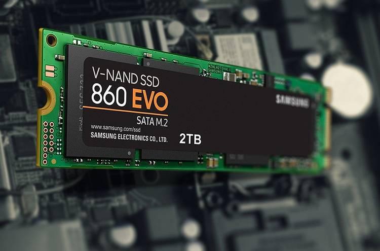 SSD для майнінгу Чіа