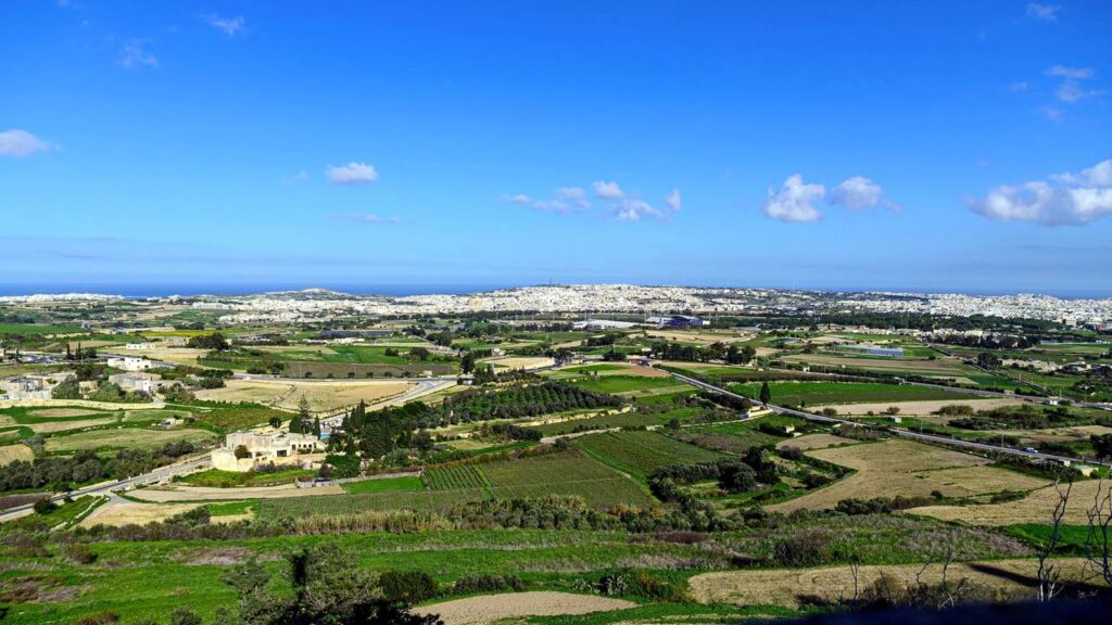 Мальта з Висоти