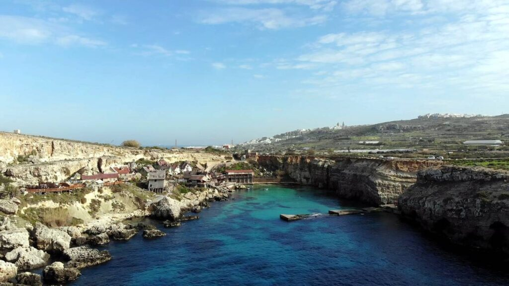 Море на Мальті